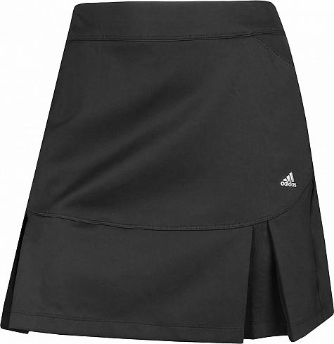 Adidas Women's Pleated Fashion Golf Skorts - ON SALE