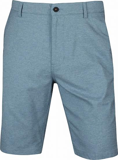 Dunning Heathered Golf Shorts - ON SALE