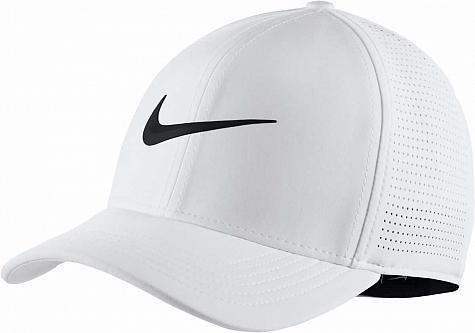 Nike Aerobill Classic 99 Performance Flex Fit Golf Hats 775956c0cabe
