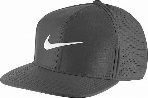 Nike Aerobill Pro Flat Bill Snapback Adjustable Golf Hats - ON SALE 2671d78c605d