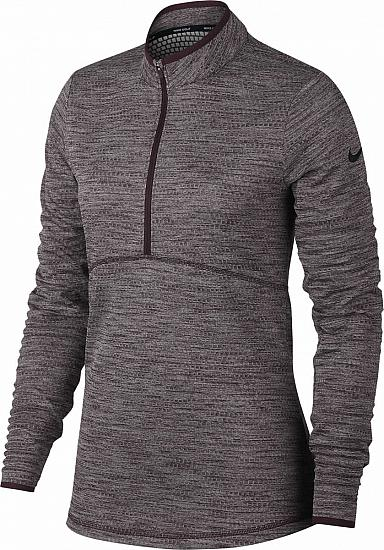 a4a981a1 Nike Women's Dri-FIT Half-Zip Golf Pullovers - ON SALE