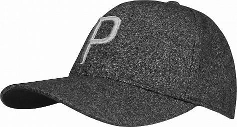 82bf0b81822 Puma P Snapback Adjustable Golf Hats