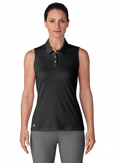 Adidas Women's Performance Sleeveless Golf Shirts