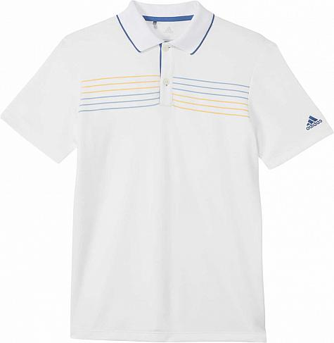 Adidas Merch Junior Golf Shirts - ON SALE