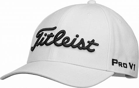 3a6c6096fd6 Titleist Tour Snapback Adjustable Golf Hats - ON SALE