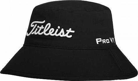 Titleist StaDry Waterproof Bucket Flex Fit Golf Hats 18efd67e7b8