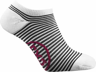 G Fore Pointed Stripe Low Women s Golf Socks 8c71a05aa612