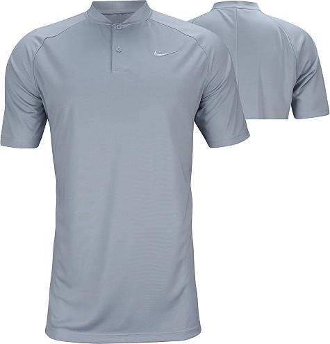 8aff9a27 Nike Dri-FIT Victory Blade Collar Golf Shirts - ON SALE