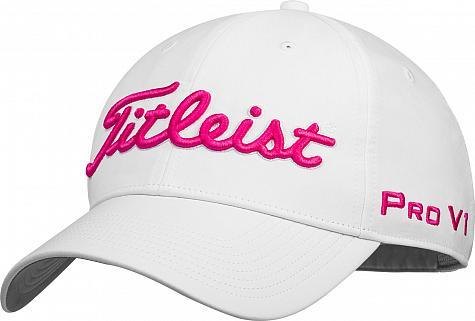 e53ceb3d2ef Titleist Tour Performance Adjustable Golf Hats - ON SALE