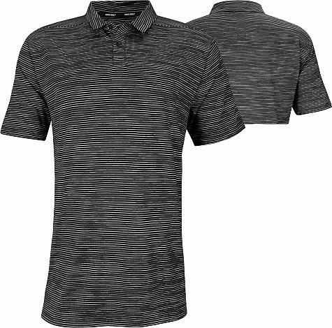 13eb30b4 Nike Dri-FIT Tiger Woods Stripe Golf Shirts - ON SALE