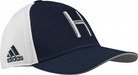 promo code 9c37c 1c4e9 Adidas  Your Initial  ClimaCool Tour Flex Fit Personalized Golf Hats