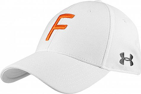 95ad76e3da6e9 Under Armour  Your Initial  Blitzing Flex Fit Personalized Golf Hats