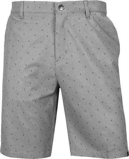 f917f3412 Adidas Ultimate 365 Pine Cone Critter Print Golf Shorts