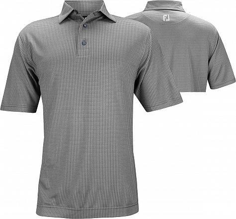 93b58f3f94997 FootJoy ProDry Diamond Jacquard Golf Shirts - Anaheim Collection - FJ Tour  Logo Available