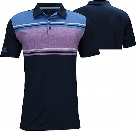Adidas Ultimate 365 Classic Merch Golf Shirts - Big and Tall - ON SALE
