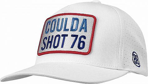 2af801546f8 G Fore Coulda Snapback Adjustable Golf Hats