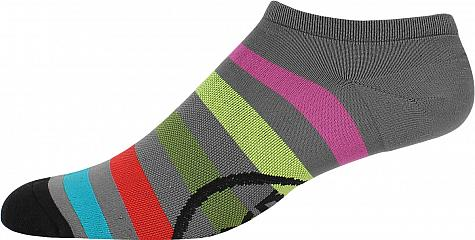 G/Fore Multi Stripe Low Golf Socks - Single Pairs - ON SALE
