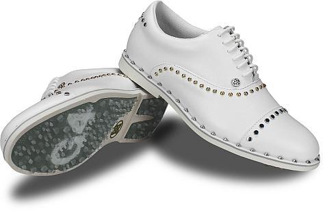 G Fore Welt Stud Gallivanter Women s Spikeless Golf Shoes bf70c5226488