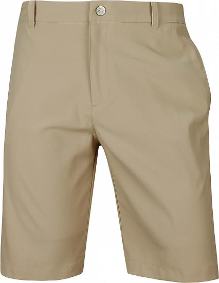 puma white golf shorts