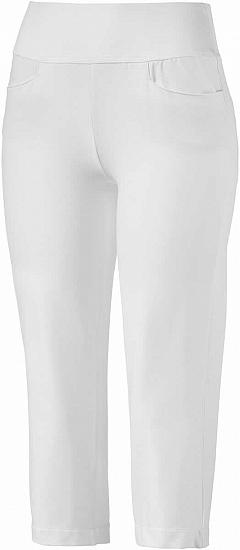 Puma Women's PwrShape Capri Golf Pants - ON SALE