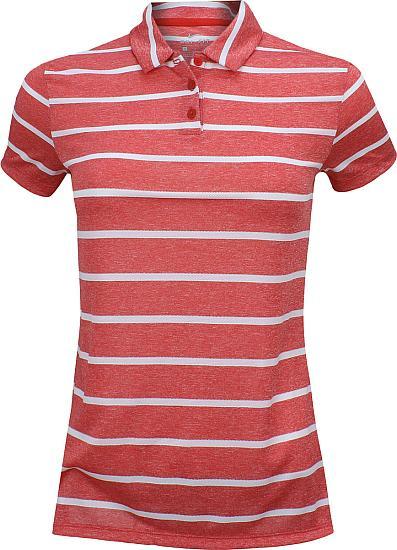 c7cb36e2 Nike Women's Dri-FIT Victory Stripe Golf Shirts