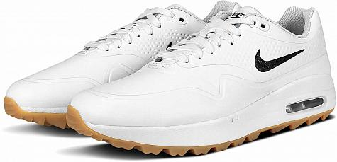 59a5be00e45 Nike Air Max 1 G Spikeless Golf Shoes