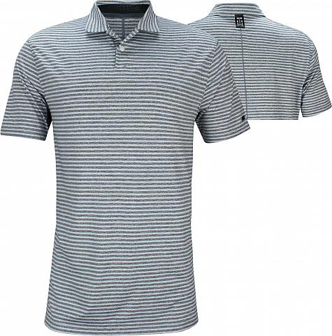 210576bd Nike Dri-FIT Tiger Woods Vapor Stripe Golf Shirts