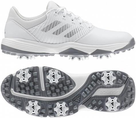 adidas Jr. CP Traxion Golf Shoes