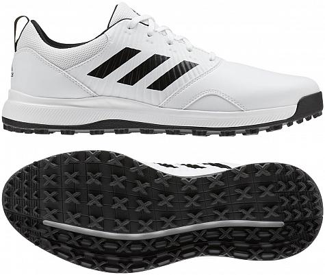 Adidas CP Traxion Spikeless Golf Shoes - ON SALE