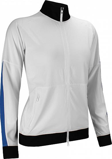 FootJoy Women's Lightweight Track Golf Jackets - FJ Tour Logo Available - Previous Season Style