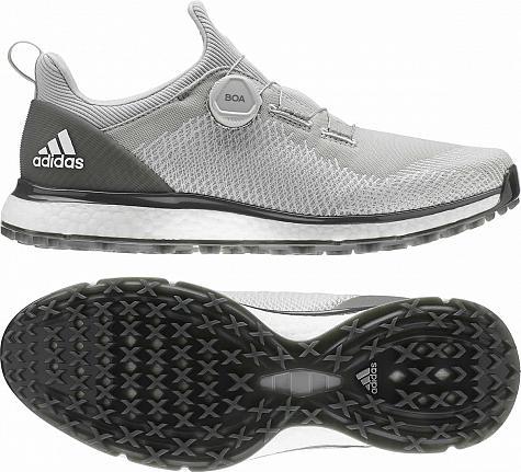 57cb0e899866 Adidas Forgefiber BOA Spikeless Golf Shoes