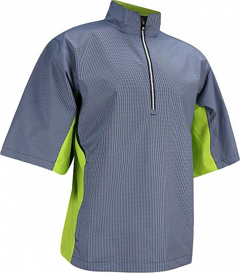 666a6f0ff338b FootJoy HydroLite Short Sleeve Golf Rain Shirts - FJ Tour Logo Available - Previous  Season Style