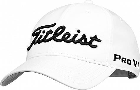 b2dc8af8beb Titleist Tour Performance Collection Adjustable Golf Hats