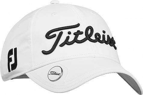 f999f2ee620 Titleist Women s Tour Performance Ball Marker Adjustable Golf Hats
