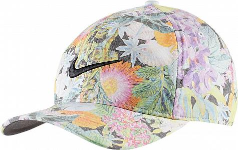 ade1e2ac Nike Aerobill Classic 99 US Open Print Adjustable Golf Hats - Cabana -  Brooks Koepka U.S.