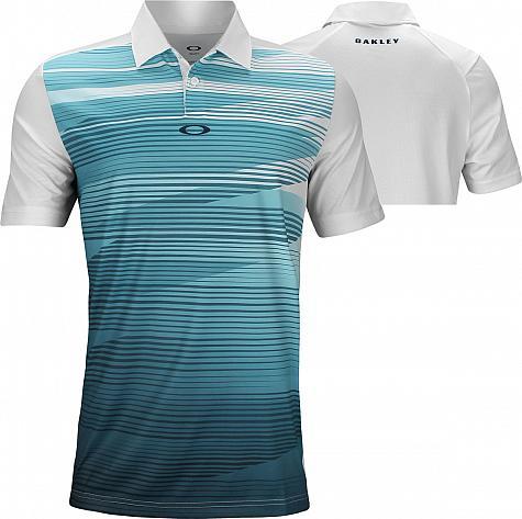 32367a69 Oakley Ace Golf Shirts - White
