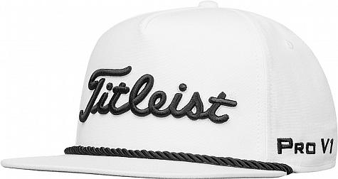 d6995c400 Tour Rope Flat Bill Snapback Adjustable Golf Hats - Special Edition