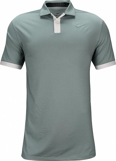 891d5932 Nike Dri-FIT Vapor Golf Shirts - Aviator Grey