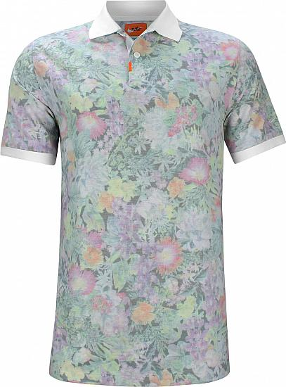 1e330e922768f Nike Dri-FIT Floral Golf Shirts - Multi