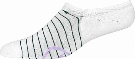 G/Fore Circle G's Stripe No Show Women's Golf Socks - Single Pairs