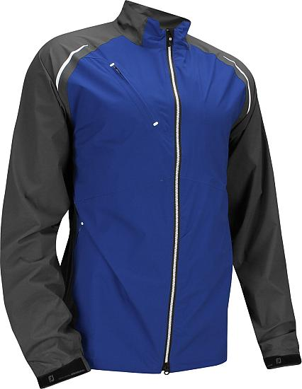 FootJoy DryJoys Select LS Full-Zip Golf Rain Jackets - FJ Tour Logo Available