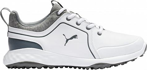 Puma Grip Fusion 2.0 Junior Spikeless Golf Shoes - ON SALE