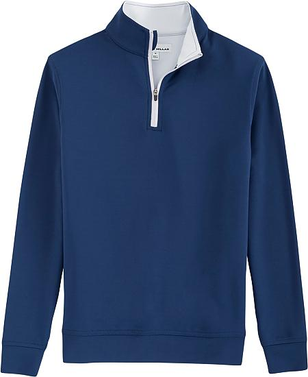 Peter Millar Perth Stretch Loop Jersey Junior Golf Pullovers