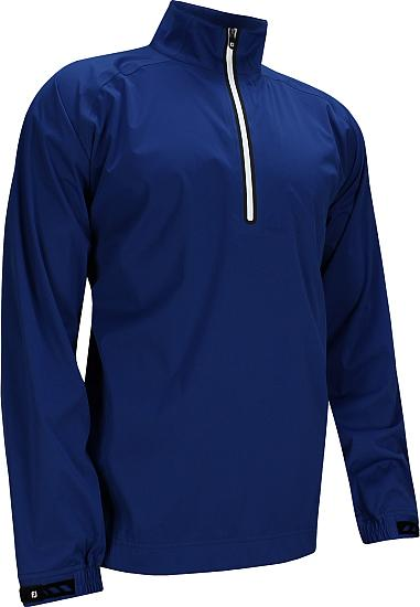 FootJoy HydroKnit Half-Zip Golf Pullovers - FJ Tour Logo Available