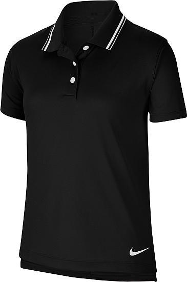 Gigante Limpiamente Proponer  Nike Girl's Dri-FIT Victory Junior Golf Shirts