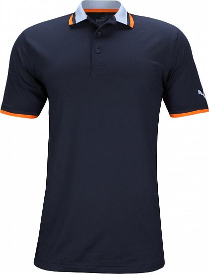 Puma X Tipped Golf Shirts - ON SALE