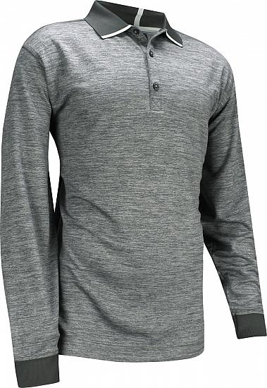FootJoy Thermocool Long Sleeve Golf Shirts - FJ Tour Logo Available