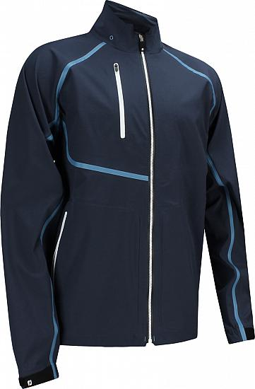 FootJoy Hydro Tour Full-Zip Golf Rain Jackets - FJ Tour Logo Available
