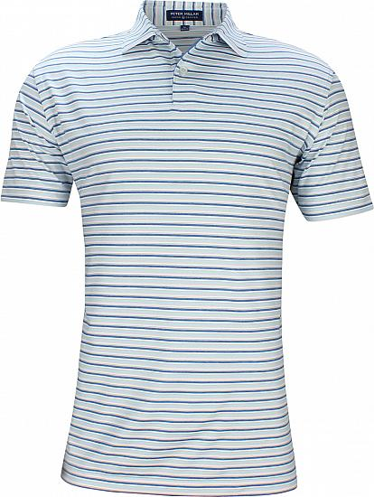 Peter Millar Crown Crafted Kramer Performance Golf Shirts - Tour Fit