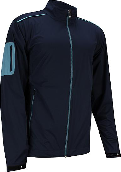 FootJoy Softshell Full-Zip Golf Jackets - FJ Tour Logo Available
